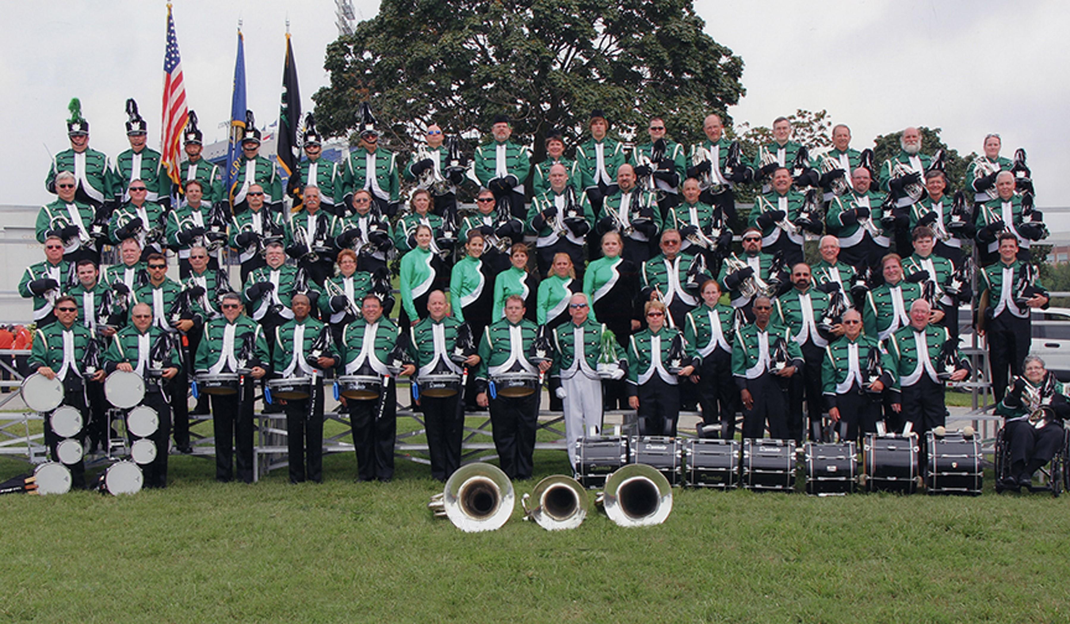 Lancers DCA 2012 formal