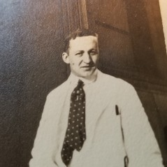 Young Dr. Denney