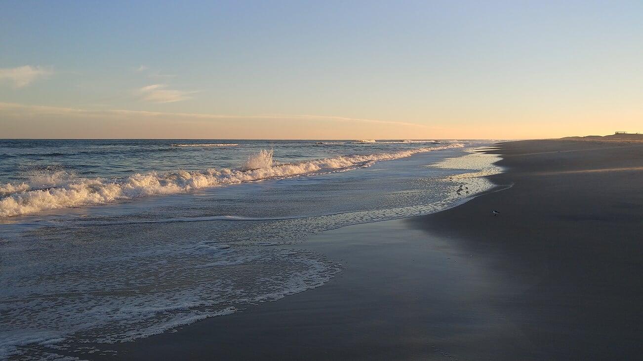 Assateague ocean