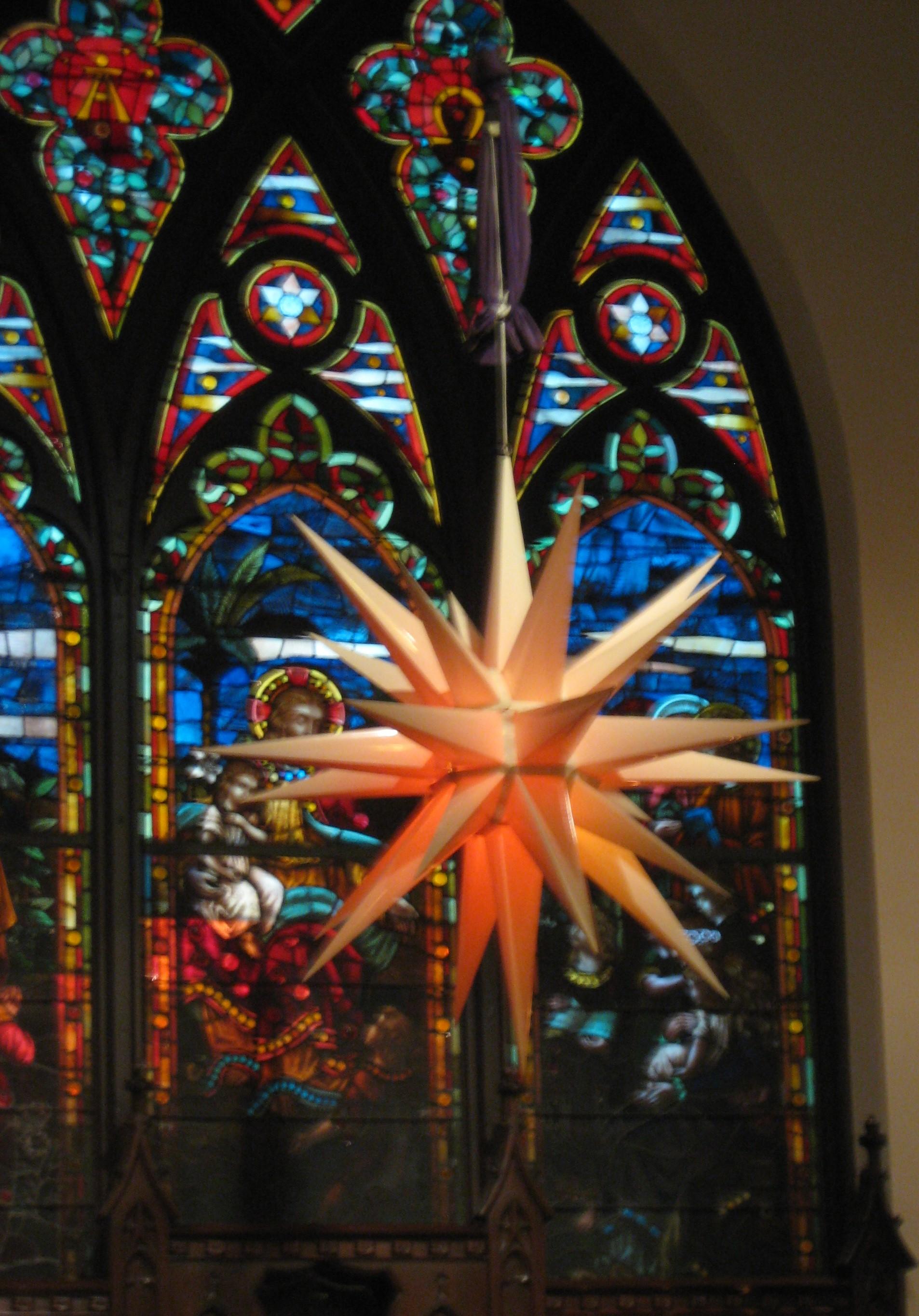 St. John's star